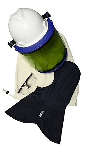 National Safety Apparel KITHP12 Head Protection Kit, Polycarbonate, One Size, Blue by National Safety Apparel Inc