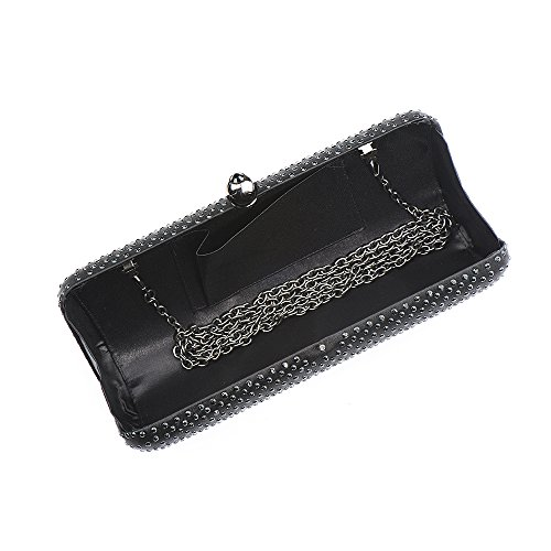 Fellini Evening Yggrite 3049 41 Black Bag Carlo UwRdqnPxR