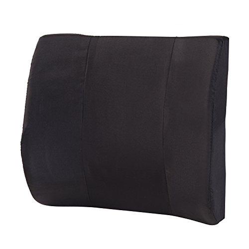 DMI Standard Lumbar Cushion with Strap Black by DMI ()