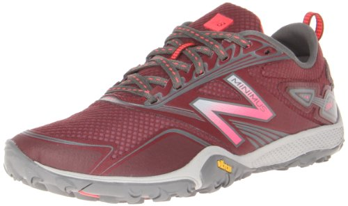 New Balance Womens WO80 Trail Running Shoe Red