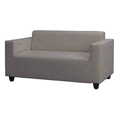 The Light Gray Klobo Cover Replacement Is Custom Made For Ikea Klobo  Slipcover. A Couch Sofa Cover Replacement
