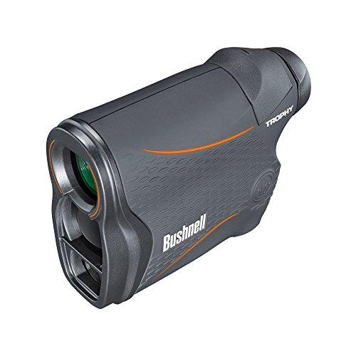 Bushnell Hunting Laser Rangefinders 202640 4X20 Trophy Blk Vertical 1-Button Box