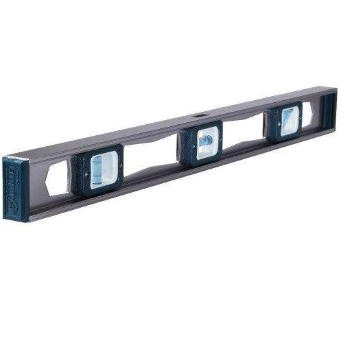 Empire Level EM81.24 Professional Magnetic Heavy Duty Aluminum I Beam Level, 24-Inch (Heavy Duty Aluminum Magnetic I-beam)