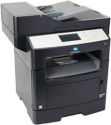 Konica Minolta Bizhub 4020 schwarzweis Impresora multifunción ...