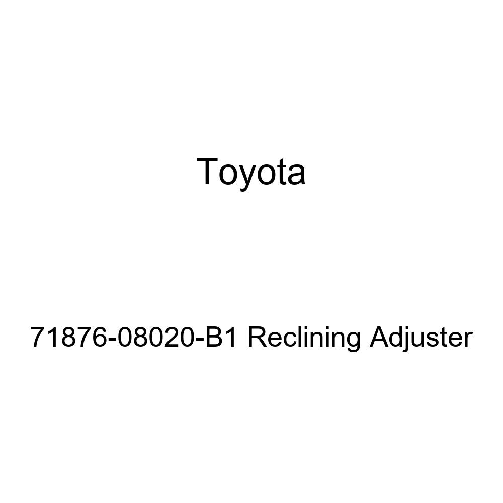 TOYOTA Genuine 71876-08020-B1 Reclining Adjuster