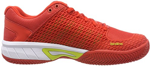 Da Hb neon white K Express 50 swiss fiesta Citron Tfw Tennis Ks Scarpe Light Donna Rosso Performance Y6gqTw8ngp