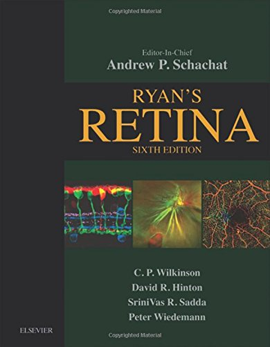Ryan's Retina: 3 Volume Set, 6e by Elsevier