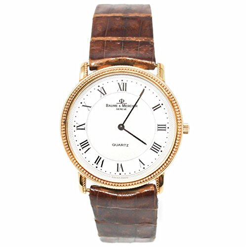 Baume et Mercier marignac quartz womens Watch 1510 (Certified Pre-owned)