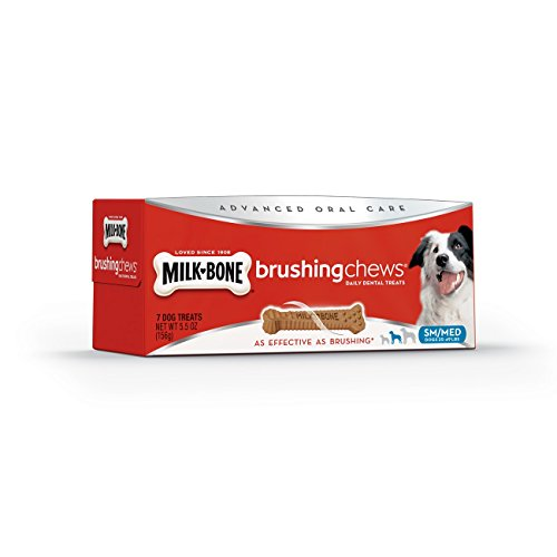 Milk-Bone Brushing Chews Daily Dental Small/Medium Dog Treat