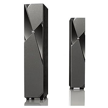 Delightful JBL Studio 180 6.5 Inch Floorstanding Loudspeaker (Each, Black)  (Discontinued By