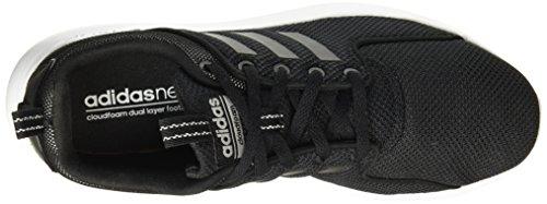 Adidas Mannen Cf Lite Racer, Zwart / Wit Zwart / Wit