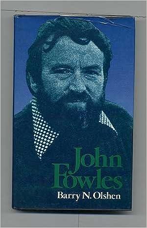 Book John Fowles