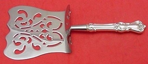 Marlborough by Reed & Barton Sterling Asparagus Server Hooded HHWS Custom 9""
