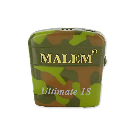Malem Ultimate Selectable Bedwetting Alarm with Vibration - Camouflage by Malem (Image #5)