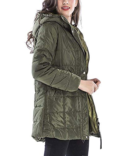Quilting Blouson Unicolore Automne Doudoune Femme Hiver Fashion g4dq4F