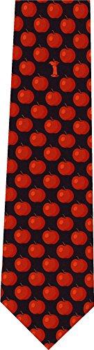 Apple Tie (Red Apples Novelty Tie)
