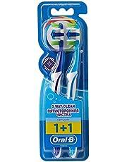 فرشاة اسنان من اورال بى 5 كومبليت - متعدد الالوان