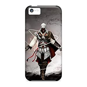 linJUN FENGBrand New 5c Defender Case For Iphone (assassin Creed)