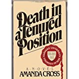 Death in a Tenured Position, Amanda Cross, 0525089357