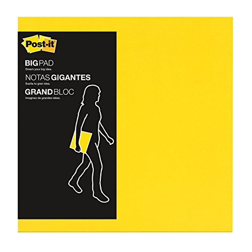 Post Bright Yellow Sheets BP11Y