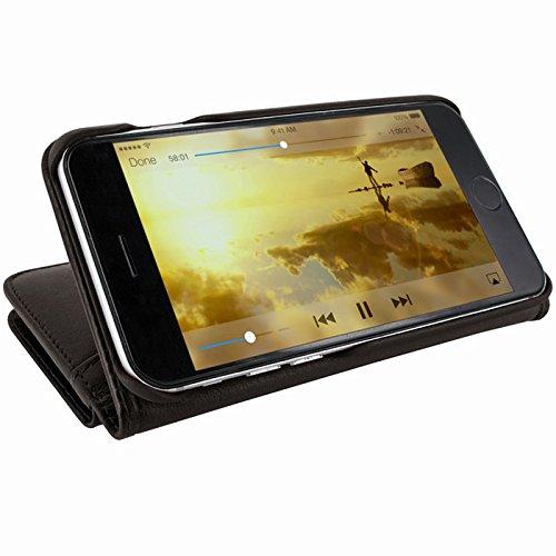 Piel Frama U7 64M Etui pour iPhone 7 Marron