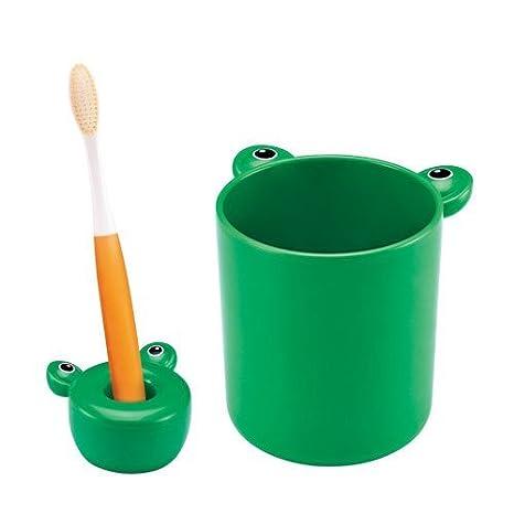 ytj-tasses de rince-bouche Copa cepillo de dientes de cepillado dental: Amazon.es: Hogar