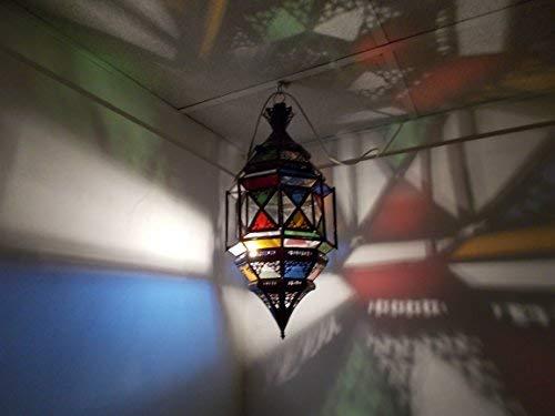 Ethnico Arroto Hängelampe ETNICO marokkanische Laterne HORIENTALE 2371801156 S2