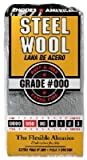 HOMAX PRODUCTS 10121000 Number 000 Steel Wool, 12-Pack by HOMAX PRODUCTS
