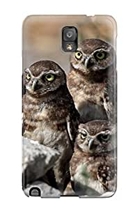 Hot Tpye Owl Case Cover For Galaxy Note 3