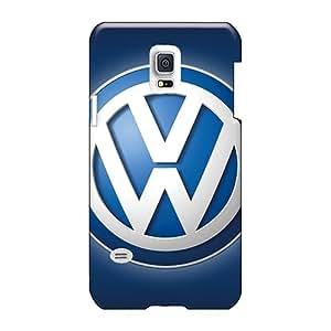 Durable Hard Phone Cases For Samsung Galaxy S5 Mini With Provide Private Custom Nice Volkswagen Logo Series AshtonWells