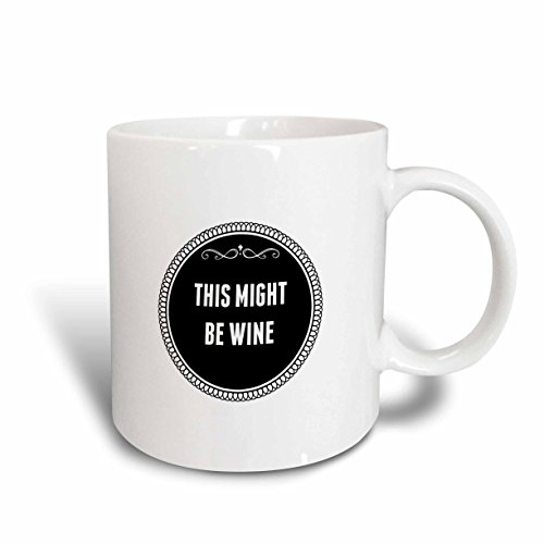 3dRose mug 202815 2 Might Ceramic White