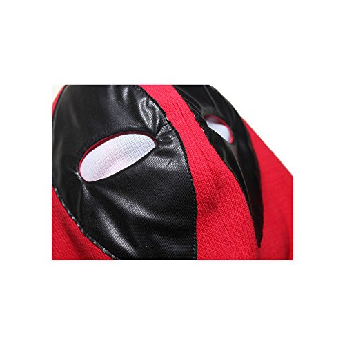Costume Mask Halloween Hood Cotton Spandex Leather Adult and Kids