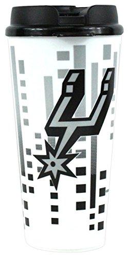 (The Memory Company NBA San Antonio Spurs Hype Travel Cup, 32-Ounce )