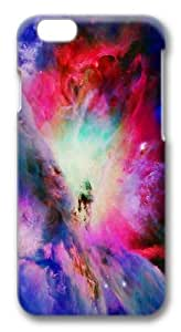 iphone 6 plus 5.5 inch Case, iphone 6 plus Cases -Cosmic Blossom TPU Rubber Soft Case Back Cover for iphone 6 plus 5.5 inch Black