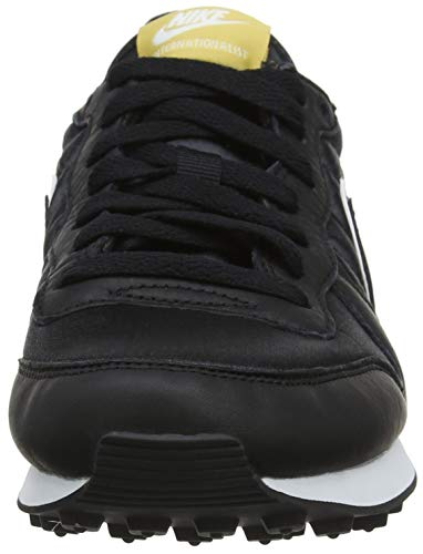 W para Wheat Mujer Gimnasia Internationalist Negro Heat Gold 001 de Black Black Zapatillas Nike YZqUdY