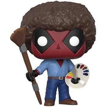 Amazon.com: Funko POP Keychain: Marvel - Deadpool Action ...