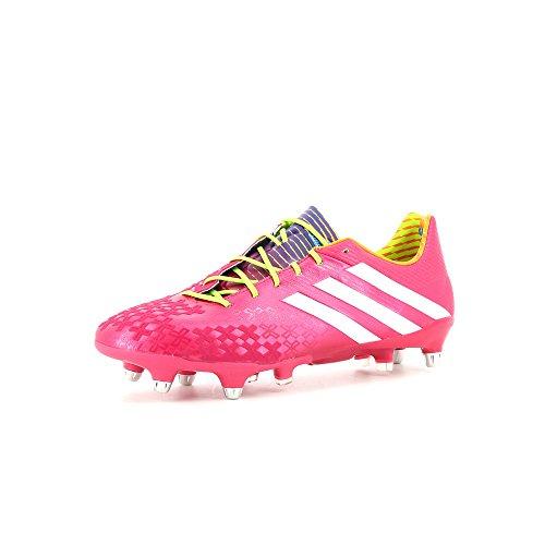 adidas Predator LZ XTRX SG Bota de Fútbol Caballero - rosa
