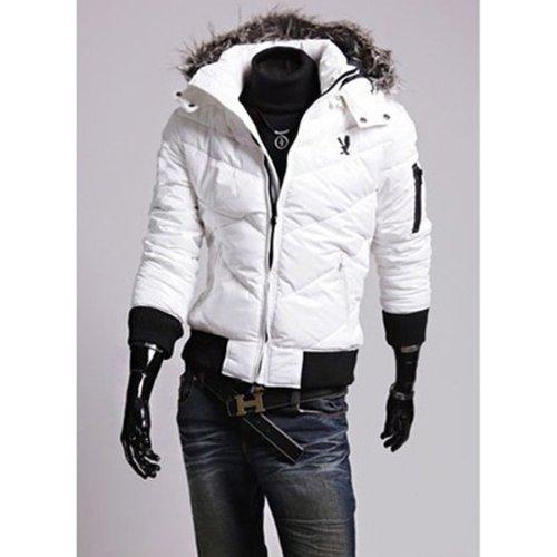 Zicac Herren Zip Up Pelz-Winter Parkas Hoodies Jacket Coat mit Hut Herren  Freizeitjacke Coat jacke herren coat herren herrenjacke herren jacke jacke  herren ... 8d629f8986