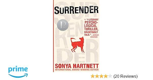 Amazon Surrender 9781536206449 Sonya Hartnett Books