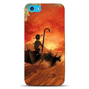 Diabloskinz D0103-0026-0001 Save our souls - Carcasa para iPhone 5C