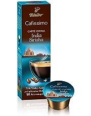 Tchibo Cafissimo Caffè Crema India 10'lu Kapsül Kahve