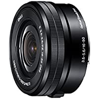 Sony Zoom Lens E Pz 16-50mm F3.5-5.6 OSS Selp1650 [International version, No warranty]