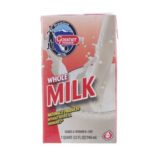 Shelf Stable Whole Milk - 32 Oz Carton
