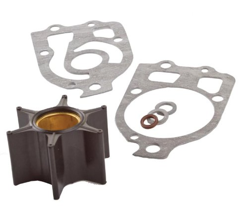 (SEI MARINE PRODUCTS- Mercruiser MC-1, R style, and Alpha One Generation I Impeller Kit 1972-1990 Sterndrives)