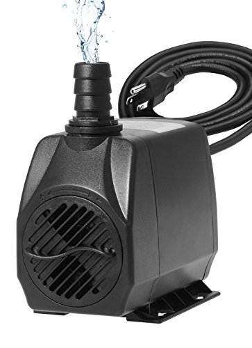 Esky EAP-03 2500L/H Submersible Water Pump | Ultra Quiet with Adjustable Flow Rate for Aquariums, Tanks, Ponds and Fountains