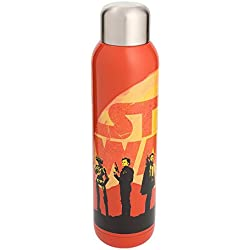 Vandor 56129 Solo: a Star Wars Story Stainless Steel Water Bottle, 22 Ounce, Orange