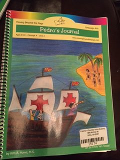 Moving Beyond the Page - Pedro's Journal (Ages 8-10 - Concept 4 - Unit 2)
