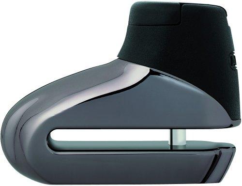 Abus Provogue 305 Gun Metal Chrome Disc Lock 5mm Metal Disk Link