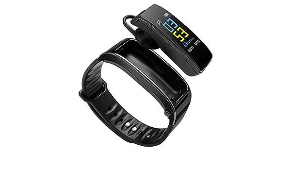 HOYHPK Y3 Color Auricular Bluetooth Hablar Inteligente Banda ...