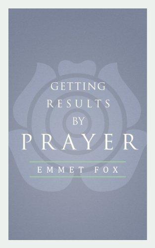 Getting Results Prayer Emmet Fox ebook product image